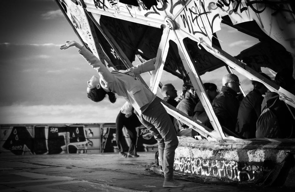 The Human Version | Site-Specific Dance | Dan Farberoff