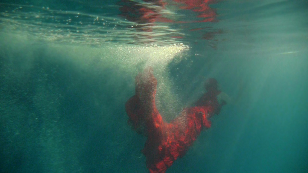 Like A Fish | Multimedia Performance | Dan Farberoff